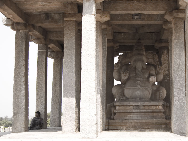Tours begin under the auspices of Sasivelaku Ganesh